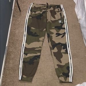 Adidas CAMOUFLAGE PANTS
